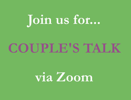Couples Talk marriage course via Zoom